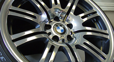 how to polish alloy wheels to mirror finish